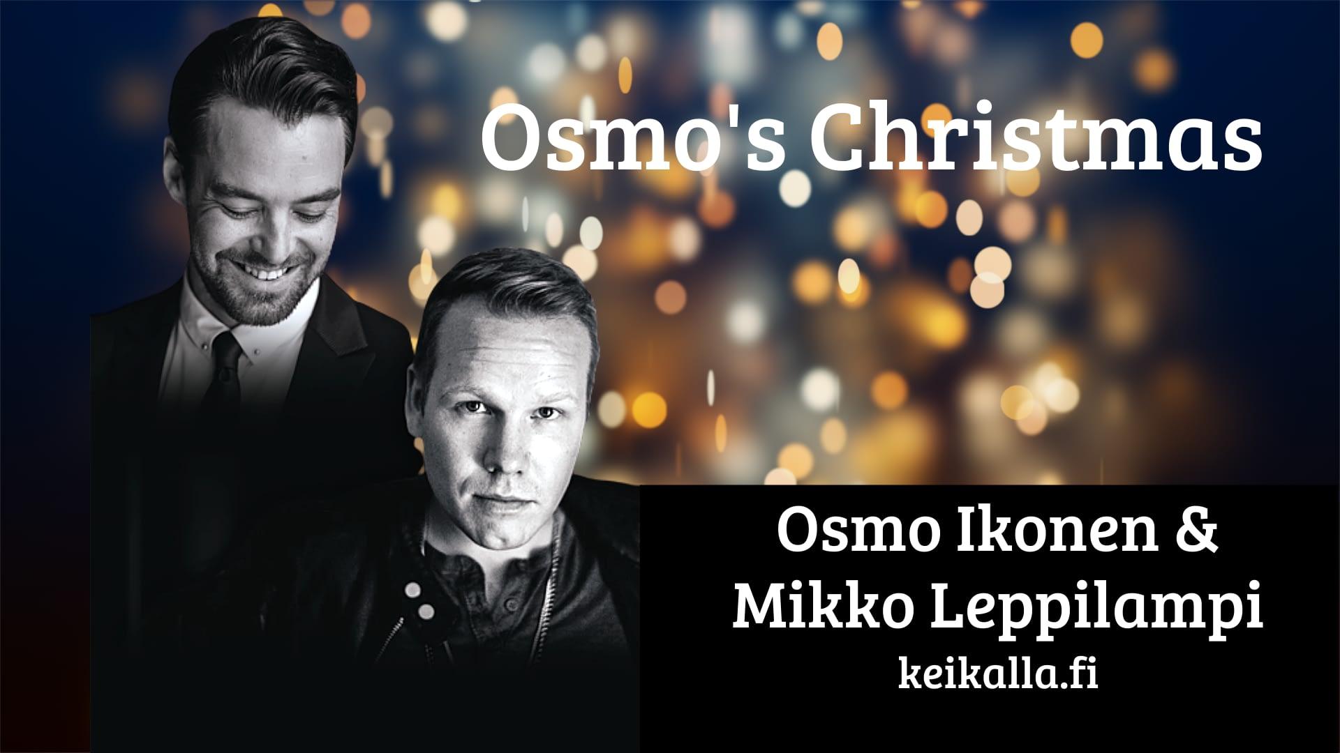 Osmo's Christmas feat. Mikko Leppilampi
