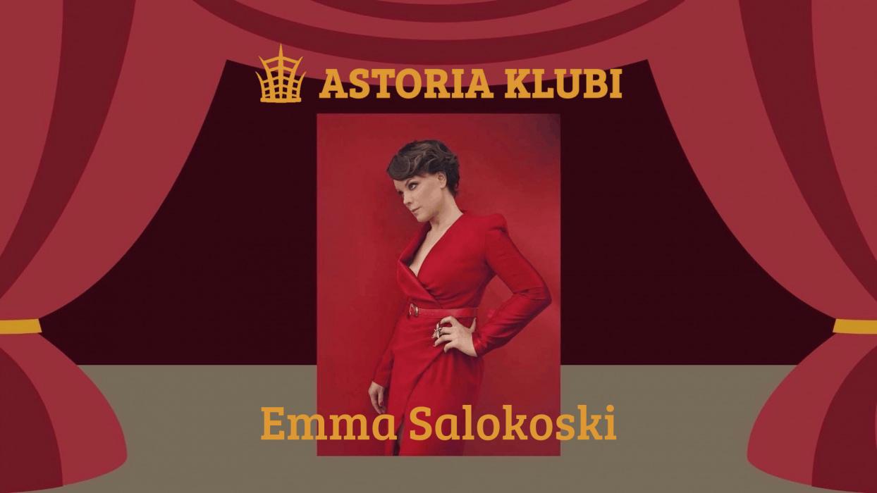 Emma Salokoski & Kalevi Louhivuori's Free Fall