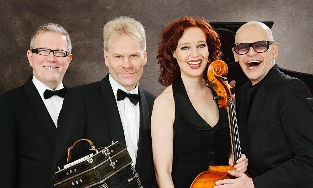 Jorma Uotinen & Trio Avec