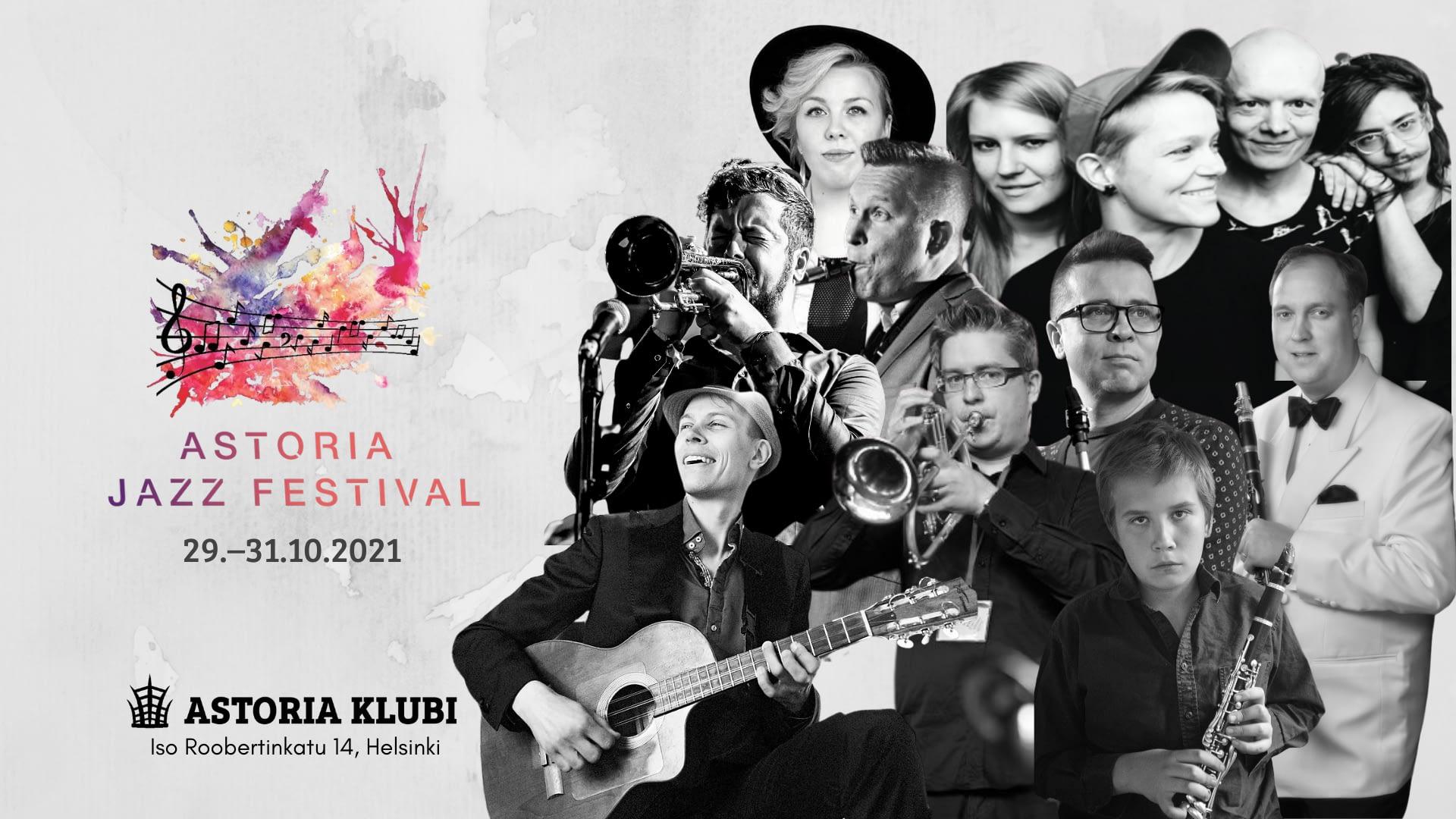 Astoria Jazz Festival 2021