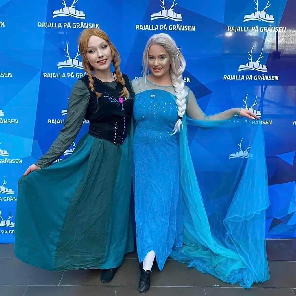 Fairytale Show Rajatwist-tapahtumassa