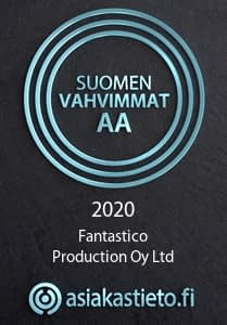 Suomen Vahvimmat-sertifikaatti